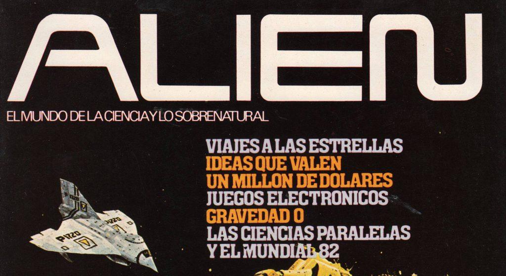 Cabecera Alien