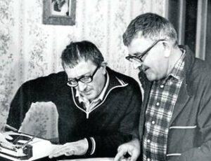 Arkadi y Borís Strugatski