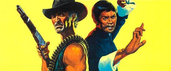 El karate, el colt y el impostor