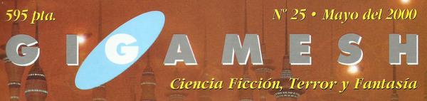 Revista Gigamesh, la cabecera